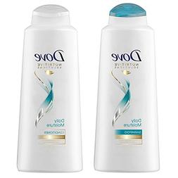 Dove Nutritive Solutions 2 in 1 Shampoo and Conditioner, Dai