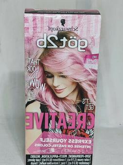 got2b 093 pretty in pink or create