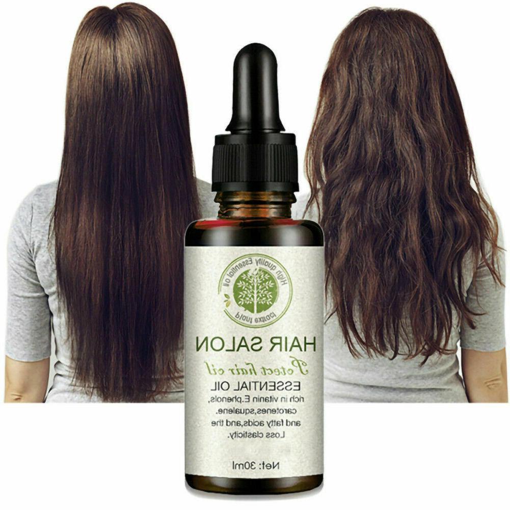 Essential Oil Products Moisturizing Treatment Hair Salon