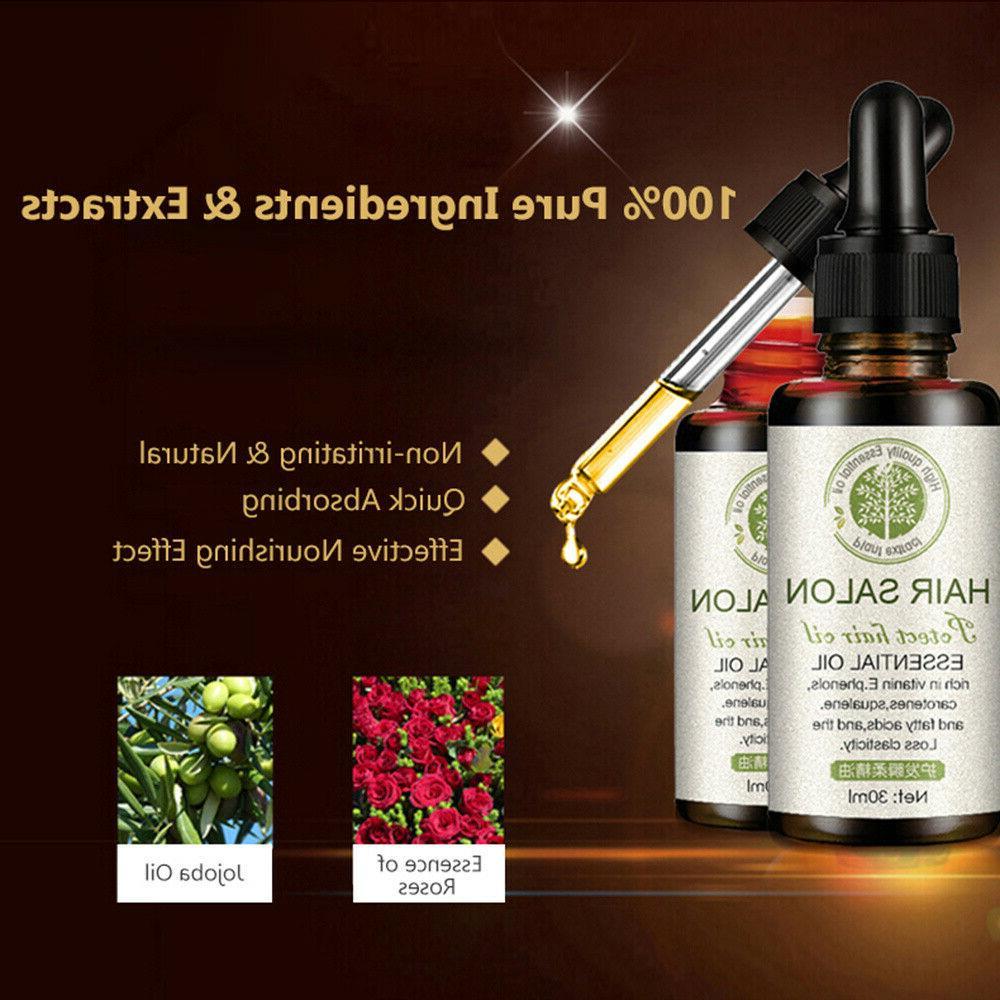 100% Essential Oil Treatment Hair Salon