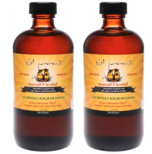 Sunny Isle™ Jamaican Black Castor Oil 2oz for Skin and Ha