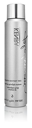 Kenra Platinum Dry Texture Spray #6, 55% VOC, 5.3-Ounce