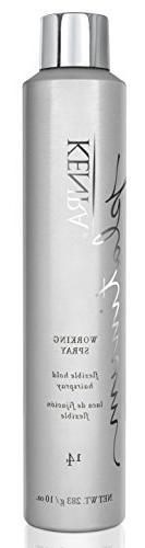 Kenra Platinum Working Spray #14, 80% VOC, 10-Ounce
