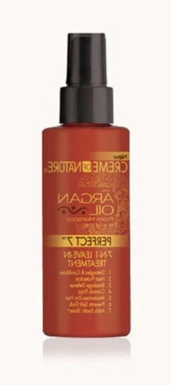 All Creme Nature with Argan Oil
