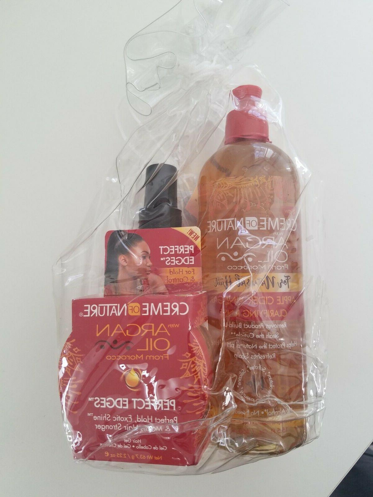 argan oil full set of hair