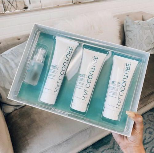 Halo couture product regimen kit --includes serum!!!