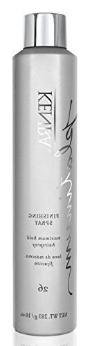 Kenra Platinum Finishing Spray Maximum Hold 26 10.0 oz by Ke