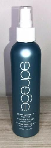 AQUAGE Working Spray,, Firm Hold 8oz. Profesional Products