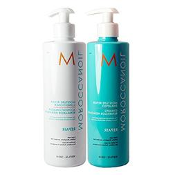 Moroccan Oil Moisture Repair Shampoo and Conditioner Special
