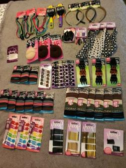 Goody Products Lot of 46 Items for Hair Styling - ALL ITEMS