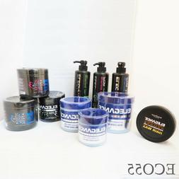 Elegance products, Pomade, Styling gel, Shaving gel