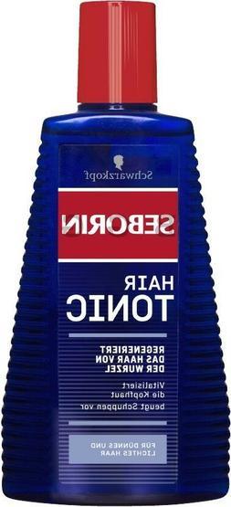 SCHWARZKOPF - SEBORIN - Hair tonic - 300 ml - German Product