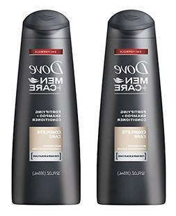 Dove Mens Sh Complete Car Size 12z Dove Mens Shampoo Complet