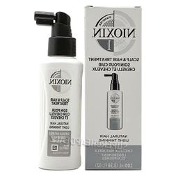 Nioxin System 1 Scalp Treatment - 3.4 oz.