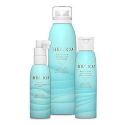 Volaire Volumizing Hair System Shampoo , Conditioner  and FR
